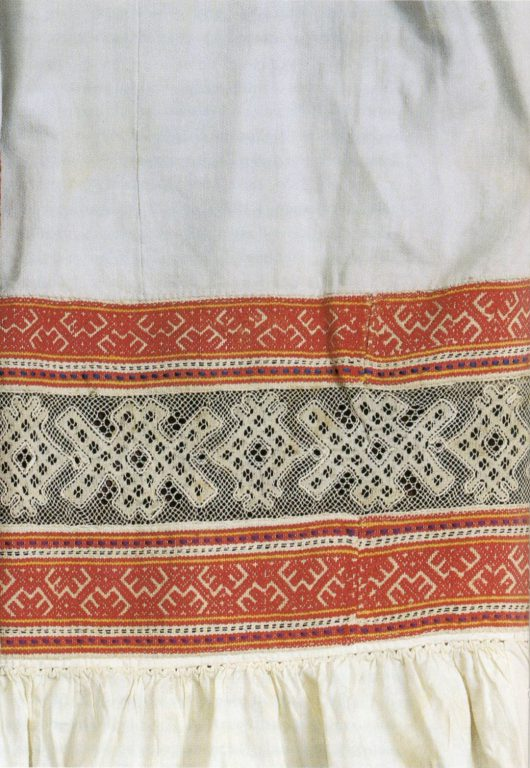 Shirt. Fragment. <br/>1910s