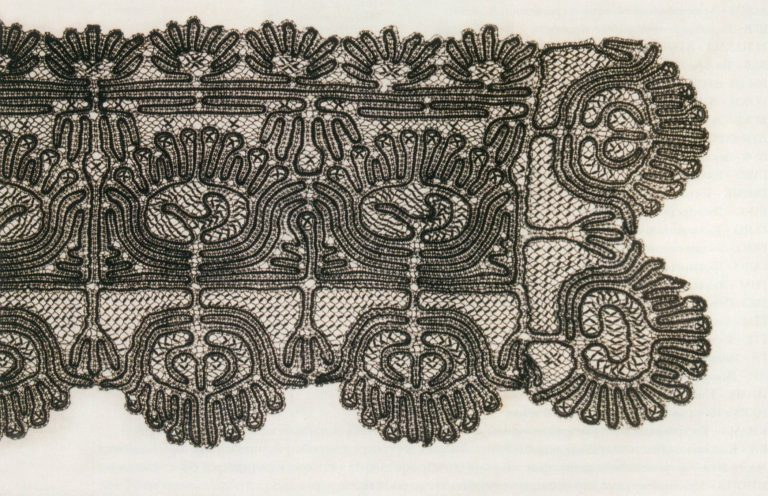 Scarf. Late 19th century - early 20th century