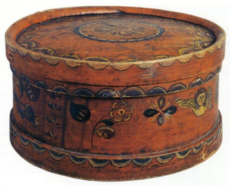 Bread box. <br/>1920s