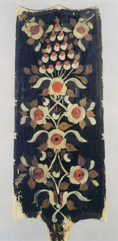 Distaff. Early 20th century