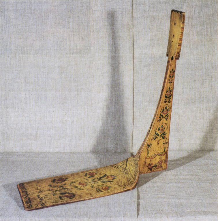Distaff. Late 19th - early 20th century