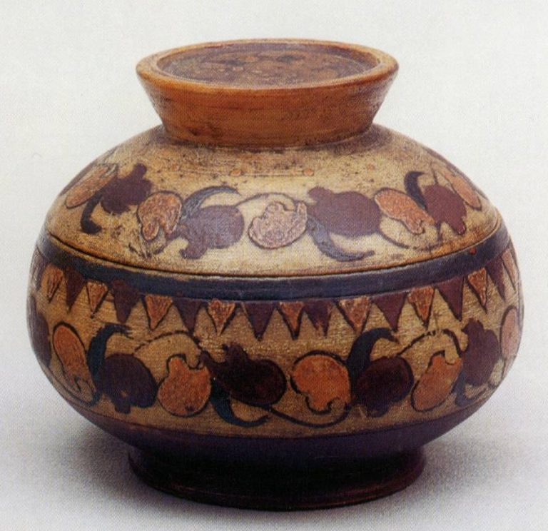 Stavchik (small vessel). 19th century