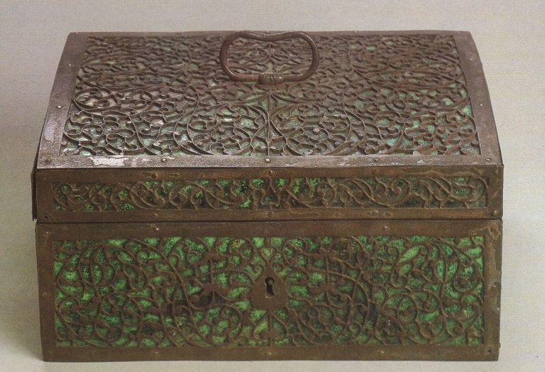 Casket. <br/>18th century