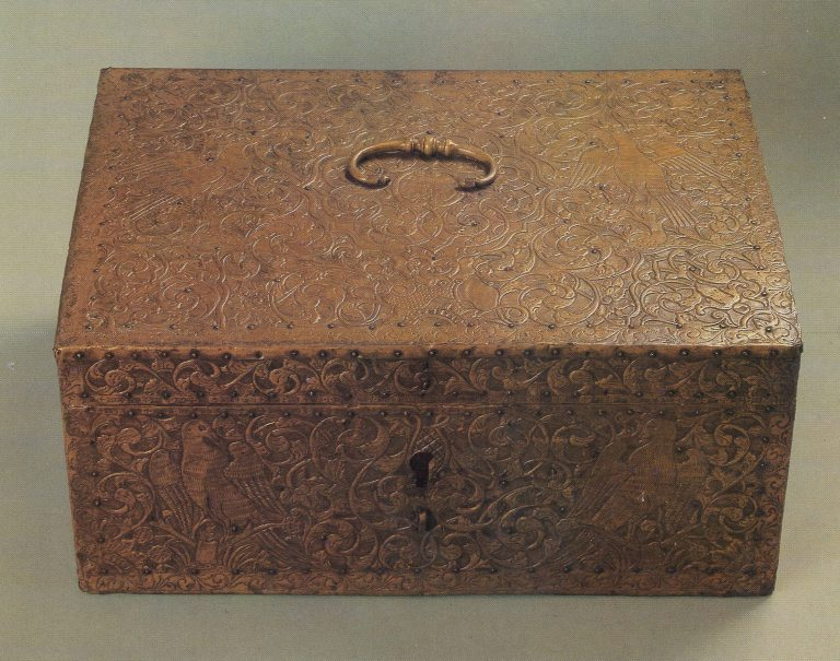 Small trunk. <br/>1787 year