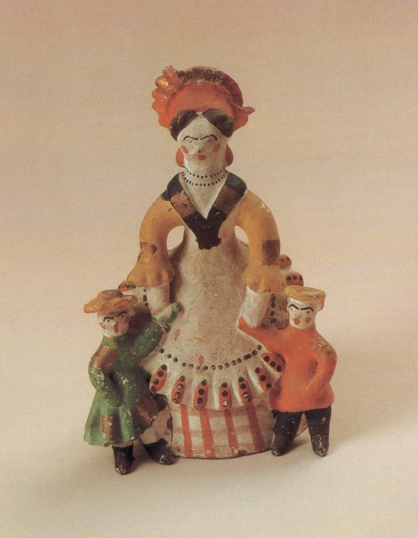 "Toy ""Nurse with children"""