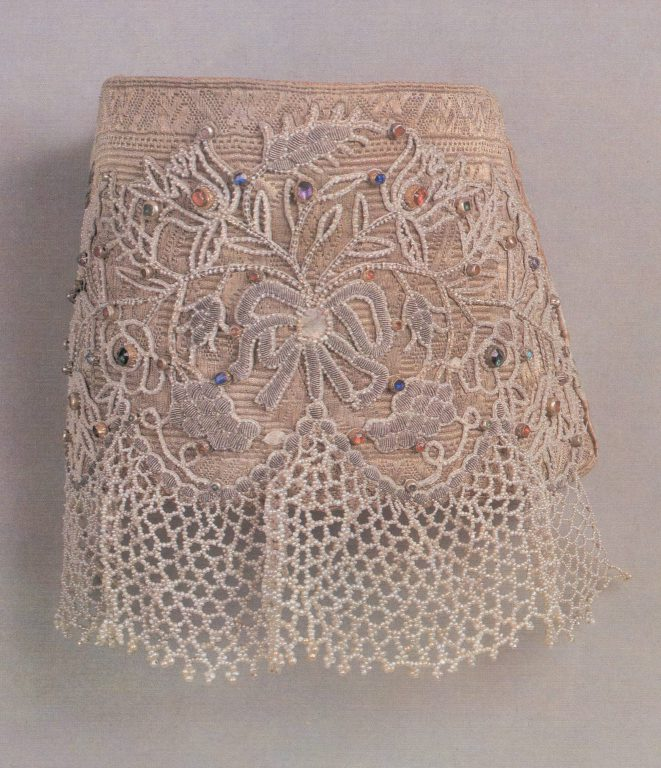 Fillet (women's headdress). <br/>Early 19th century