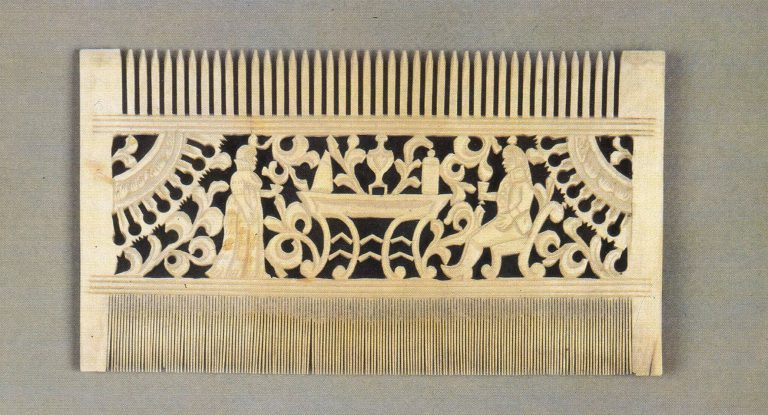 Comb. Second half of 18th century