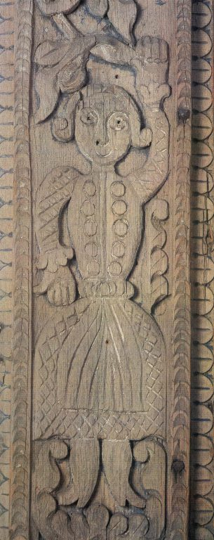 Pilaster. Detail. <br/>1866 year