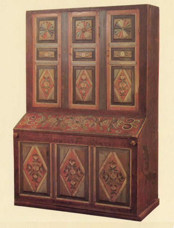 Шкаф. <br/>1892 год