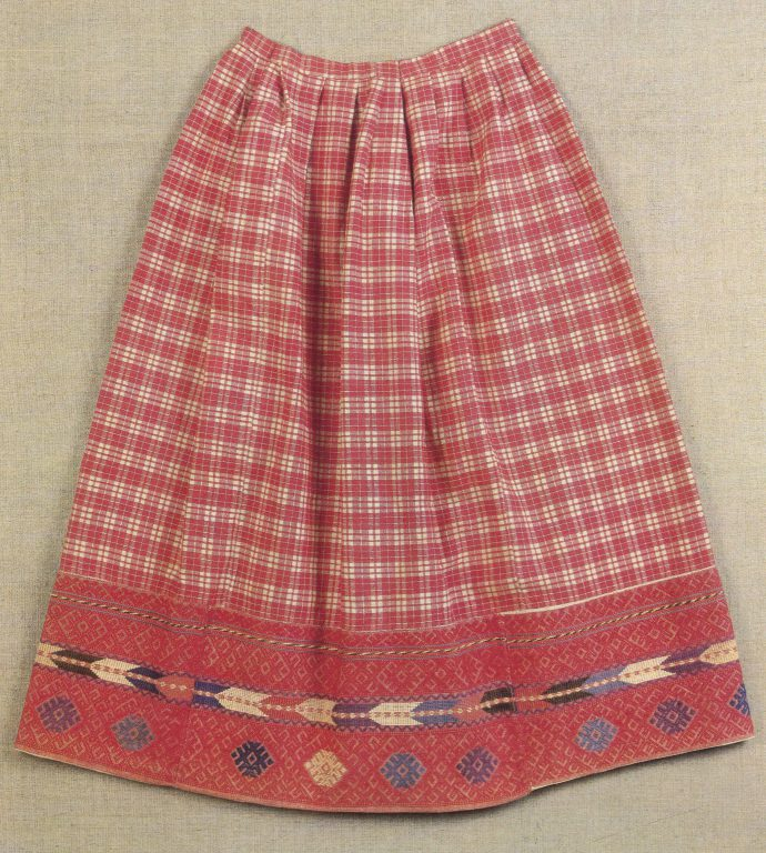 Skirt. <br/>Early 20th century