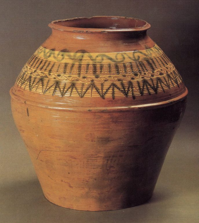 Korchaga pot. <br/>Second half of 19th century