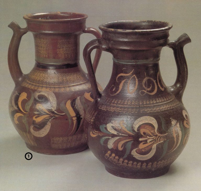 Pitcher. <br/>1850 year