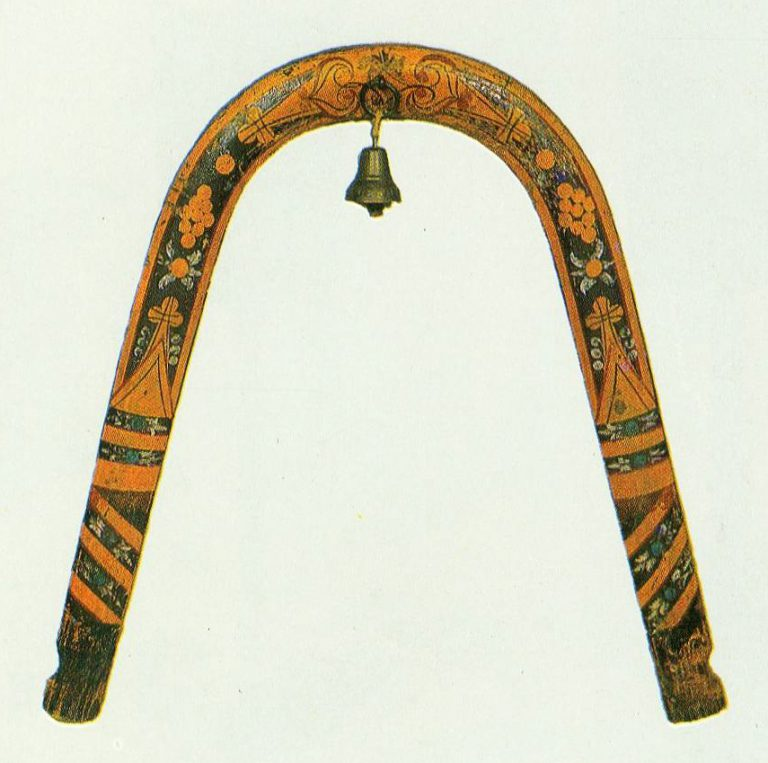 Дуга с колокольчиком. <br/>Рубеж 19-20 веков