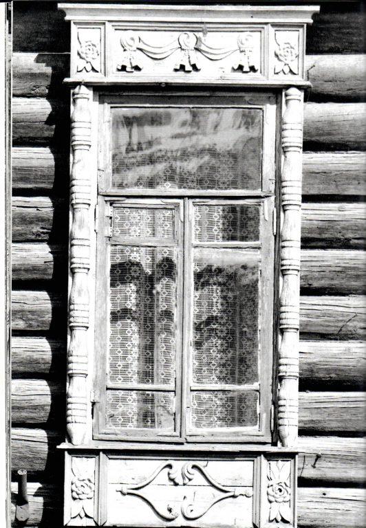 Window. Early 20th century
