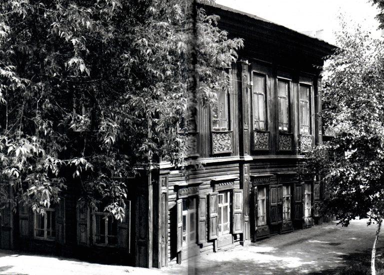 Фасад дома. <br/>1920-е годы