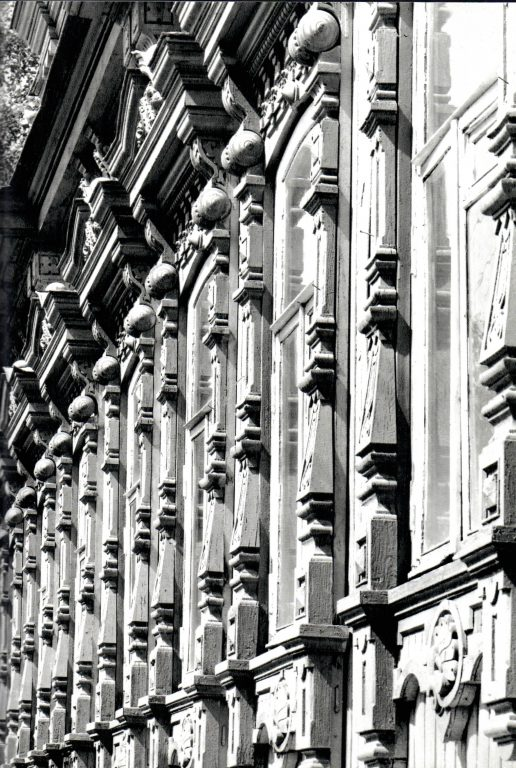 Фасад со стороны улицы Хохрякова. <br/>Вторая половина 19 века - начало 20 века