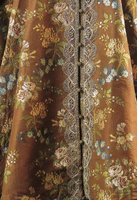 Sarafan. Detail. <br/>Early 19th century
