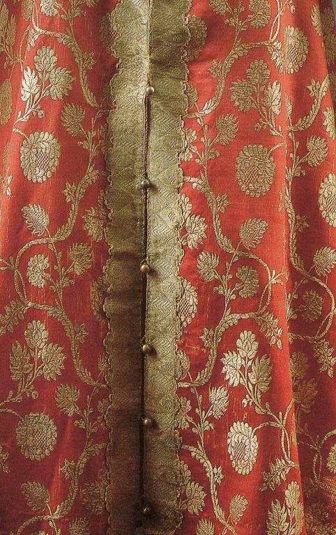 Отделка сарафана. Фрагмент. Первая половина 19 века
