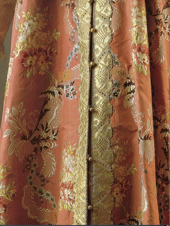 Sarafan. Detail. Late 18th century