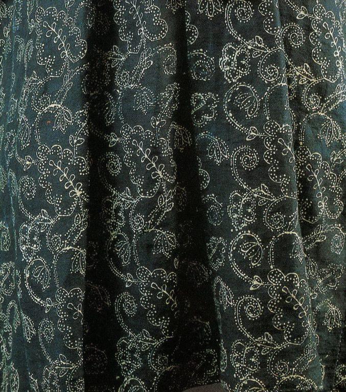 Отделка сарафана. Фрагмент. <br/>Конец 19 века - начало 20 века