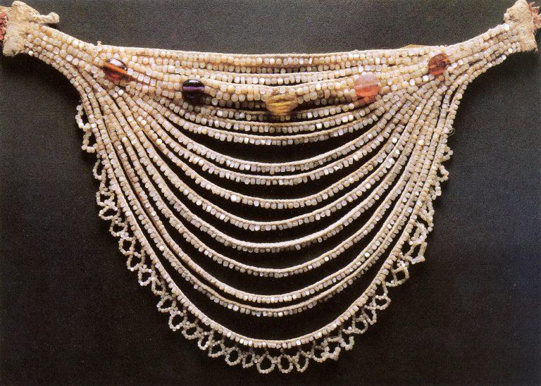 Ornamental collar. <br/>First half of the 19th century