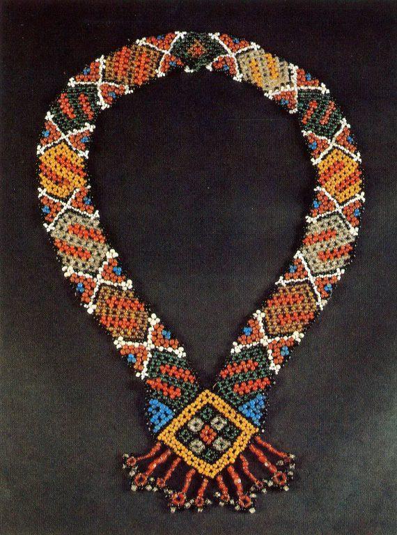 Gaitan breast ornament. <br/>19th century