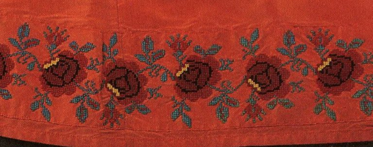 Shift. Detail. Late 19th - early 20th centuries