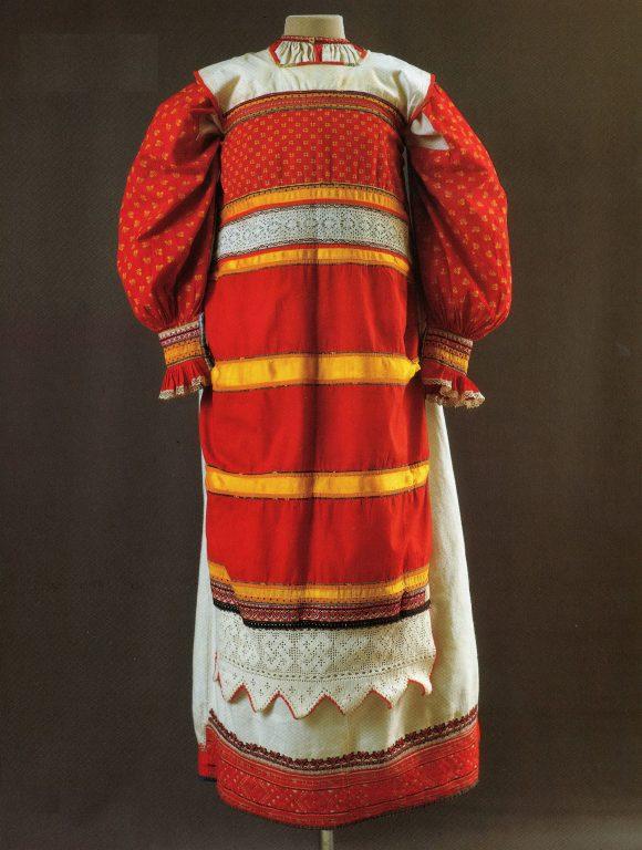Одежда крестьянки. <br/>1920-е годы