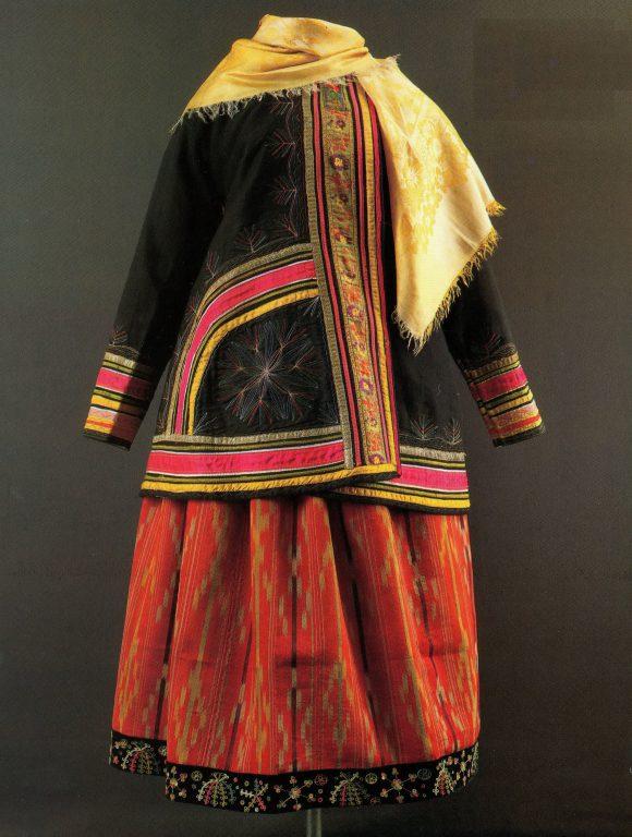 Верхняя одежда крестьянки. <br/>Начало 20 века