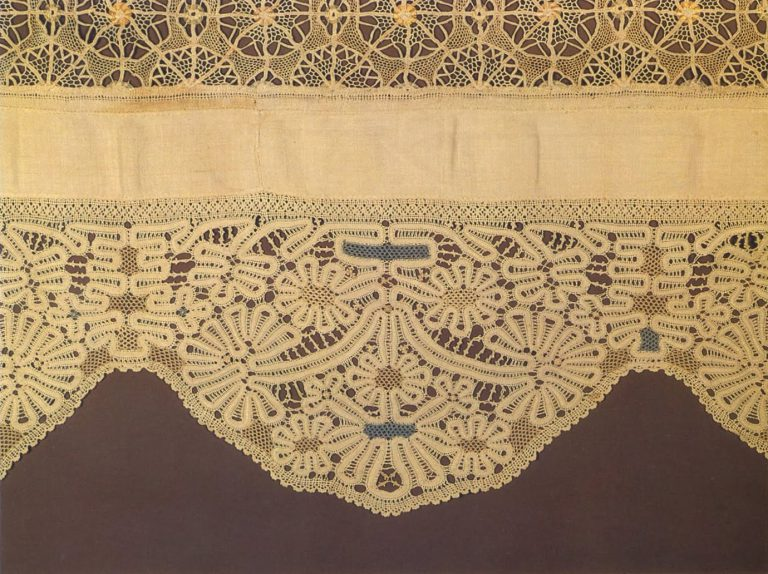 Edging. Detail . <br/>Early 19th century