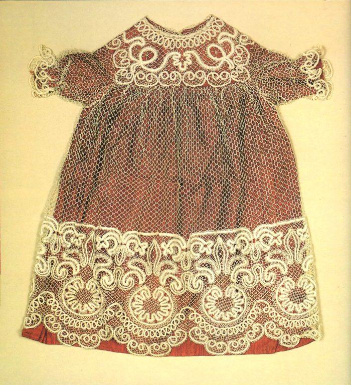 Child's dress. <br/>1902 год