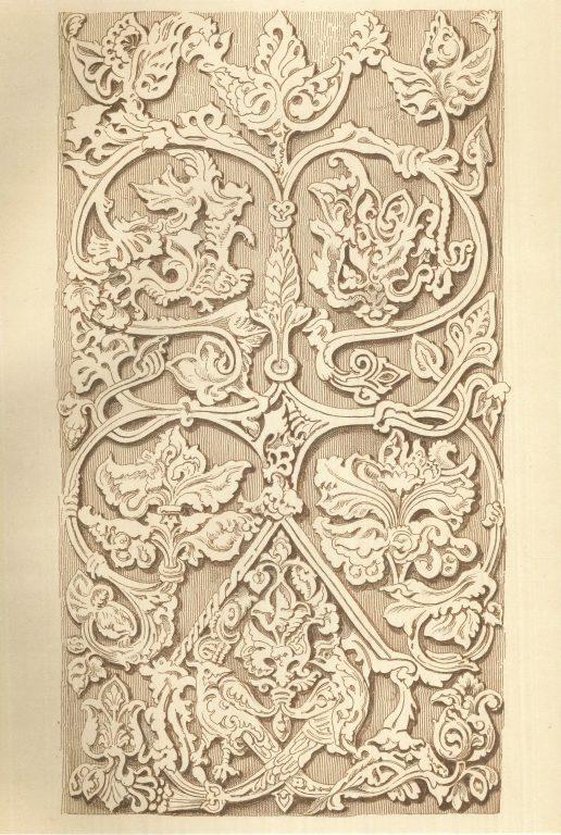 Резьба на камне  Георгиевского Собора . <br/>13 век