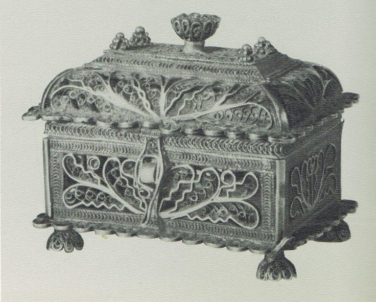 Chest. <br/>19th century