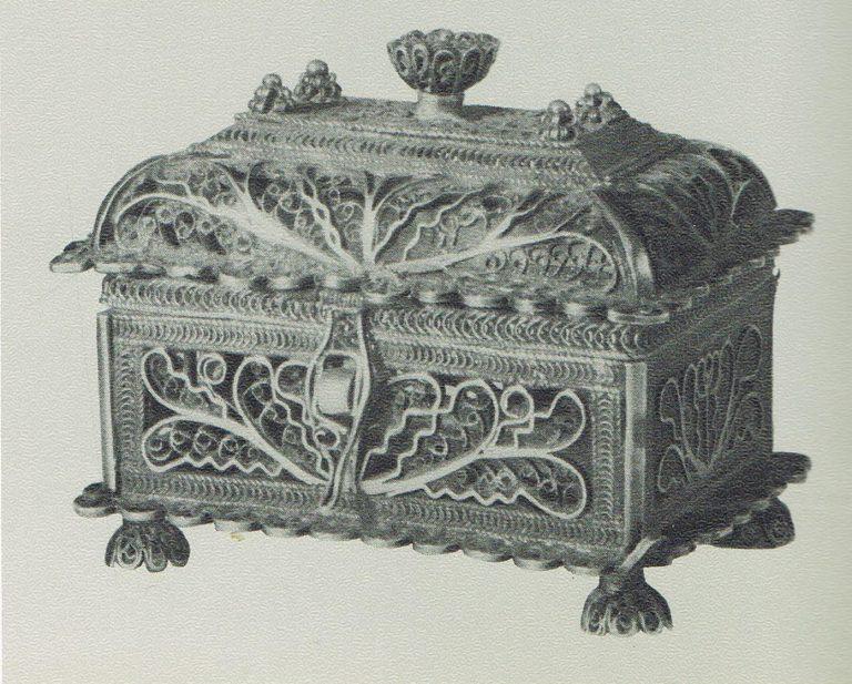 Ларчик. <br/>19 век