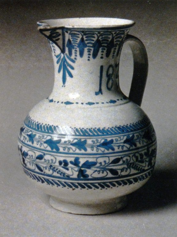 Pitcher. <br/>1830 year