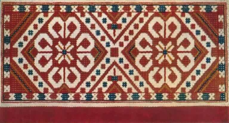Полотенце. <br/>19 век
