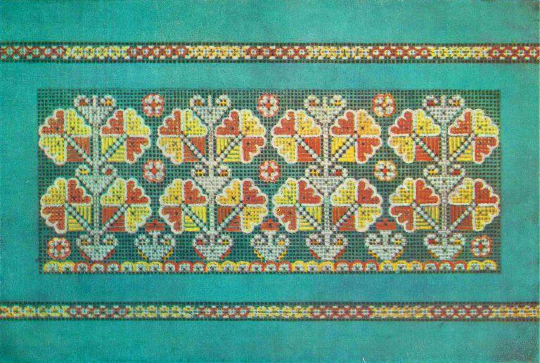 Tablecloth. <br/>1954