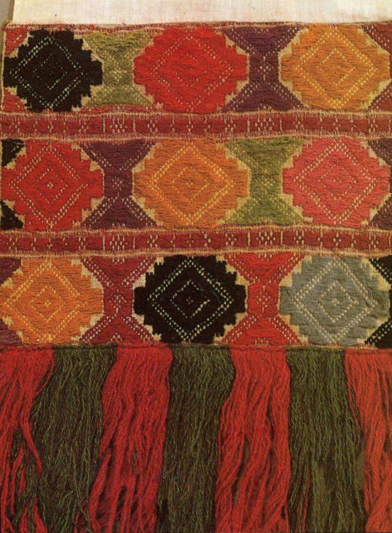 Woman's head-dress (turban)