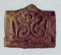 Belt pendant. <br/>1st half of the 12th century