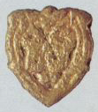 Belt pendant. <br/>12th century