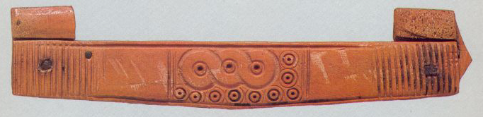 Brushcase. <br/>Late 10th century