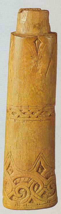 Рукоятка ножа . <br/>12 век