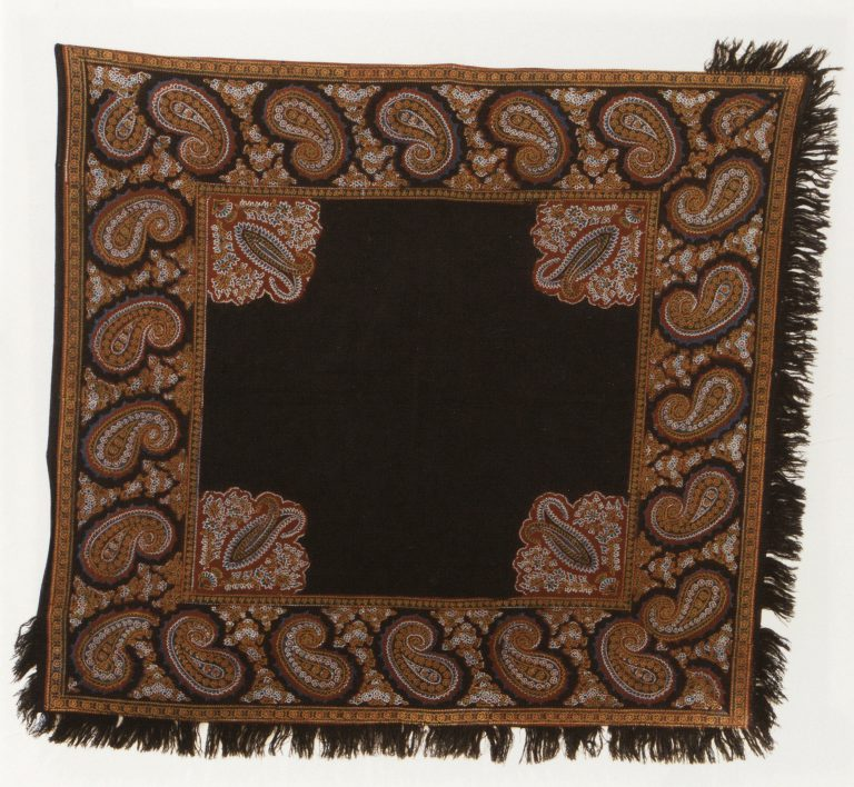 Headscarf. Late 19th century - early 20th century