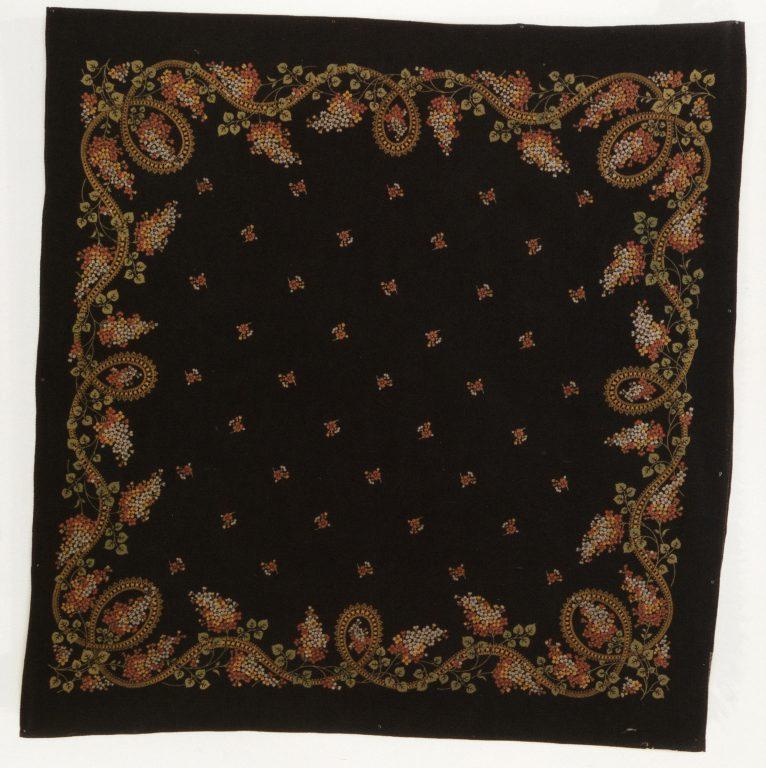 Headscarf. <br/>Early 20th century