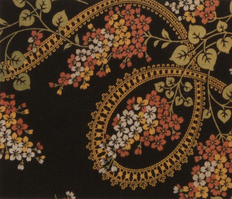 Headscarf. Fragment. <br/>Early 20th century