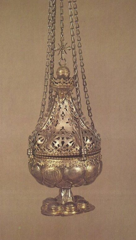 Thurible. 16th century