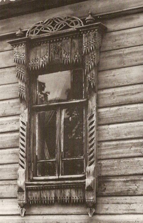 Window frame. <br/>19th century
