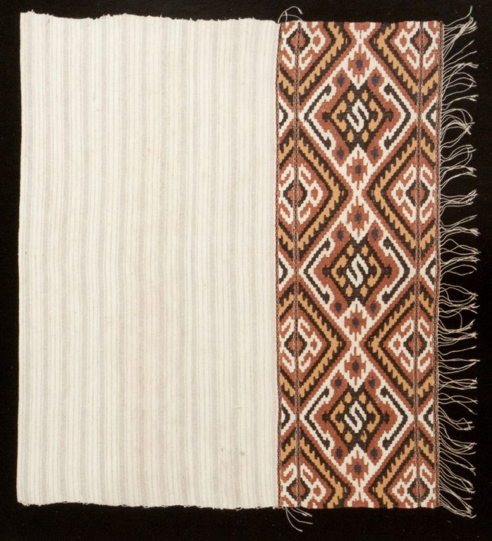 Igiyar towel. <br/>Early 20th century