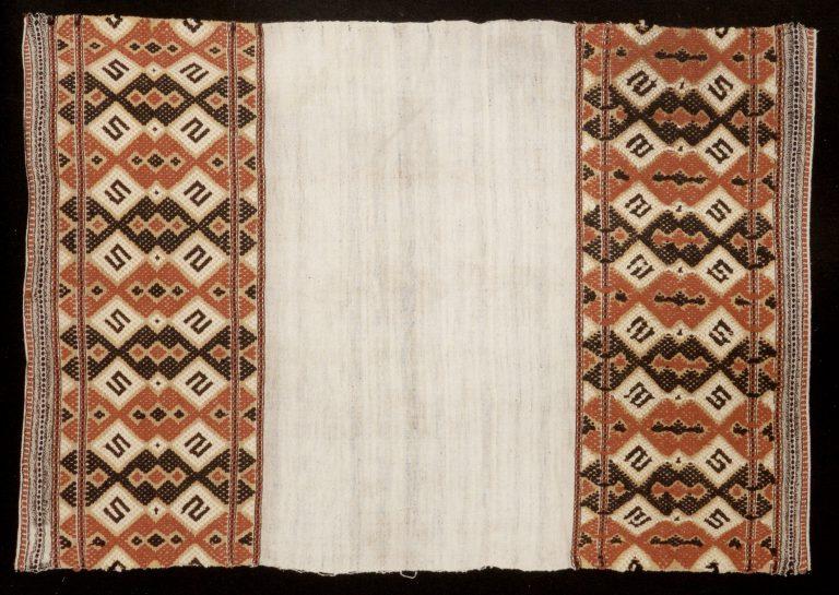 Полотенце Иджияр. <br/>Конец 19 века