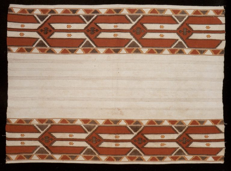 Igiyar towel. <br/>Early 19th century